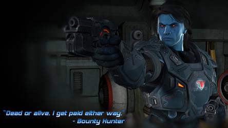SW:TOR - Bounty Hunter