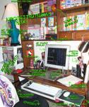 My Desk-Workspace