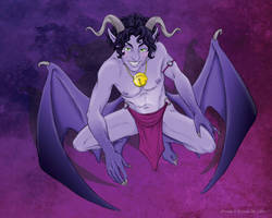 Brimys as an Incubus COLORED