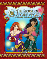 4WFG: Book of Arcane Magic by KMCgeijyutsuka