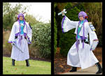 Gakupo Vocaloid Cosplay