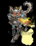 Alchemists Hound  Monsters of Porphyra II