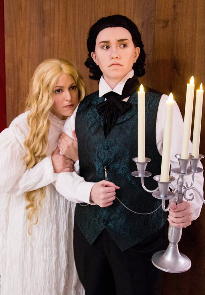 Crimson Peak at DragonCon 2015 by KMCgeijyutsuka