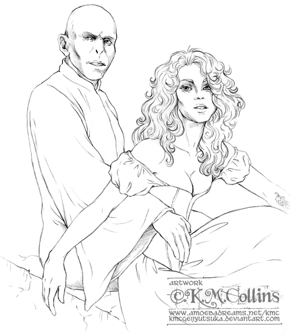 voldemort coloring pages - photo#21
