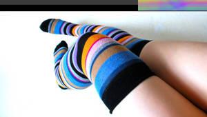 Long socks, Sexy Legs by version3