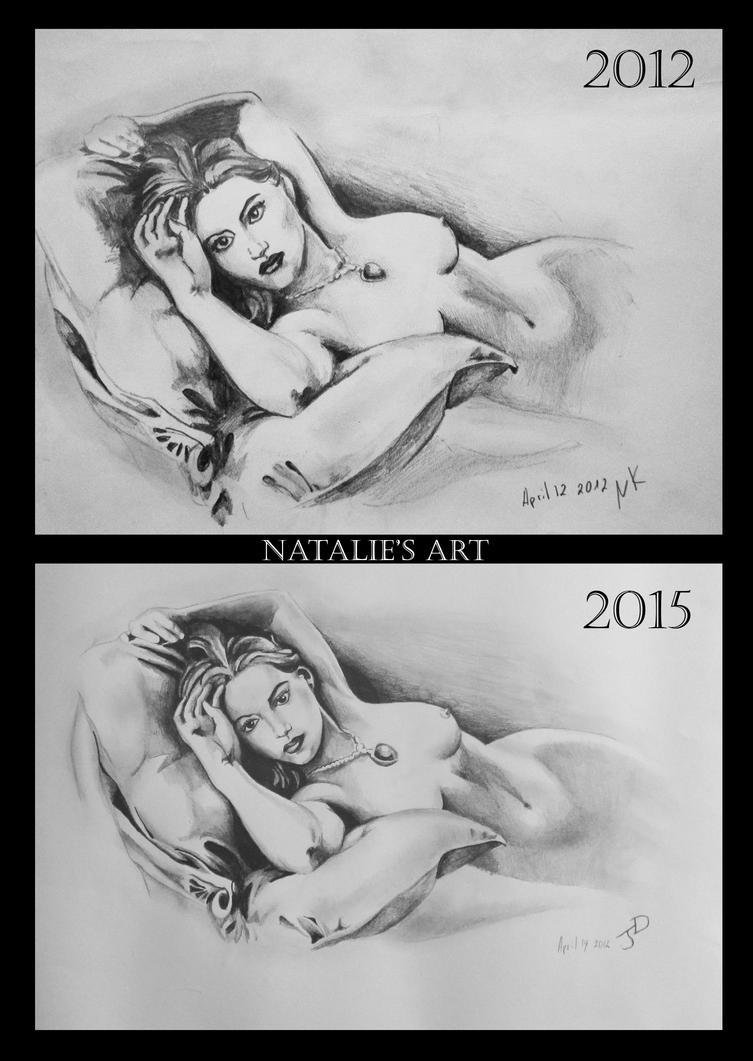 Progress :) by NatPortman