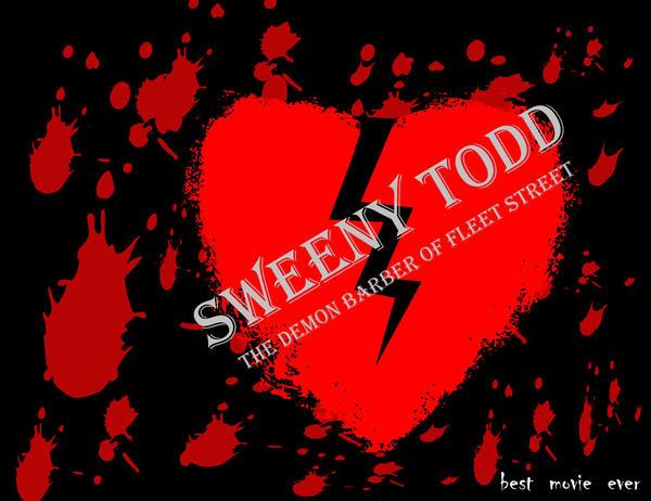 Sweeny Todd by xxSoulReaperxx