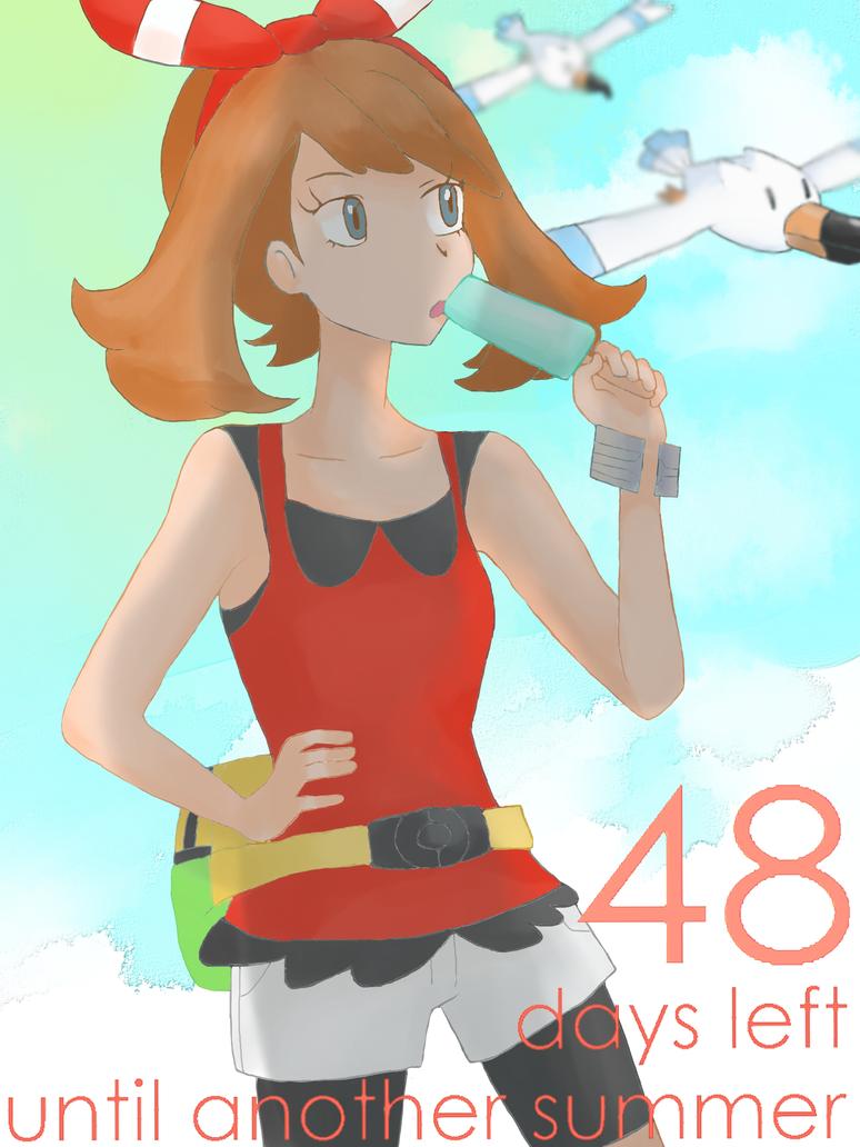 Pokemon ORAS Countdown by PlushieRibbon