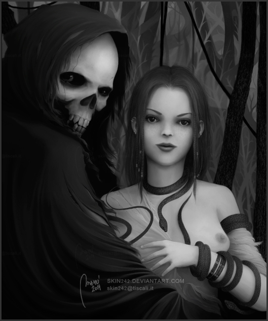 A theme of love and death by skin242