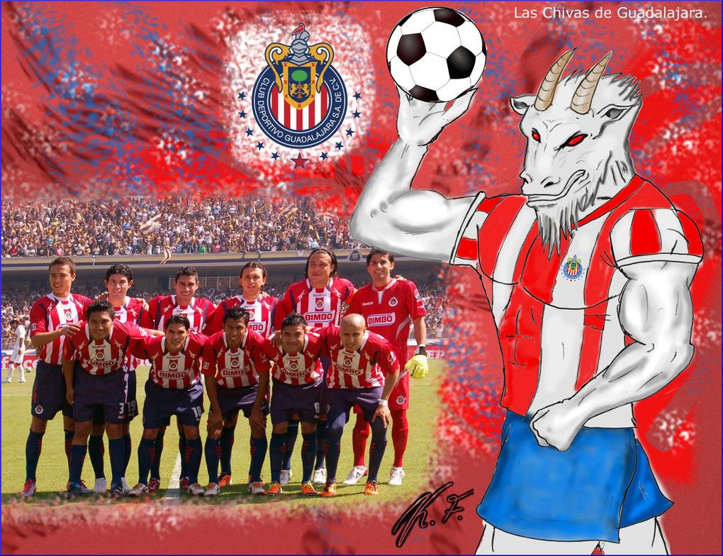 Chivas Pasión - Sitio No Oficial del Club Deportivo