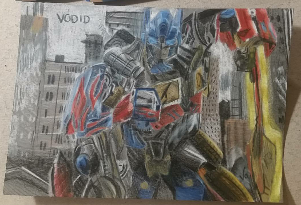 Dark Of The Moon: Optimus Prime By CodenameVODID On DeviantArt