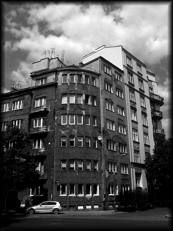 Warsaw 1 by w-p
