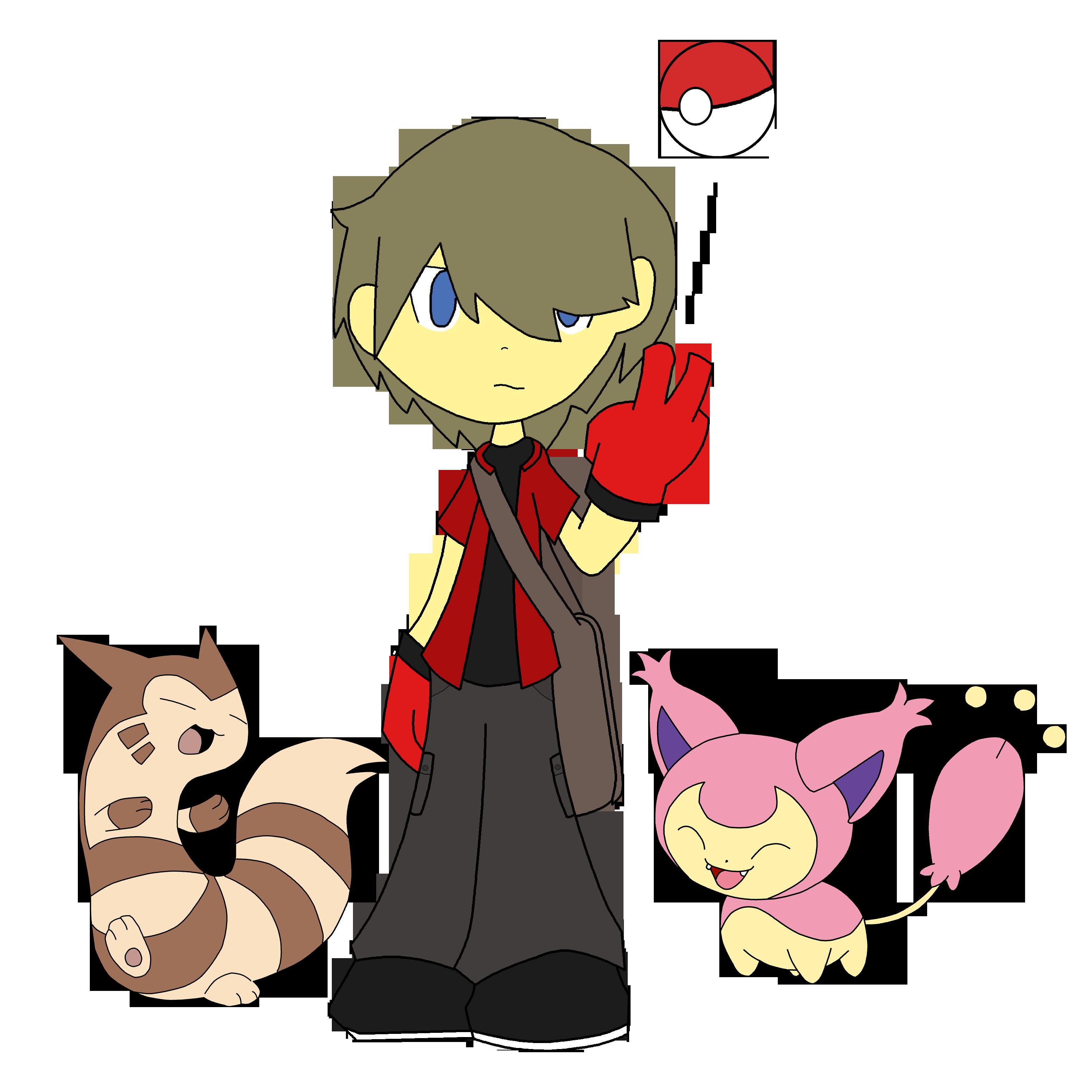 Avatar 2 2014: Avatar W/ 2 Favorite Pokemon (Feb 2014) By DaBestFox On