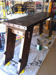 Skyrim Bench by TimBaldwin