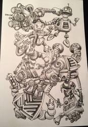 Doodle Bots