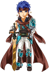 [PRIZE] Legendary Ike (+ SPEEDPAINT) by RamboNyanKitty