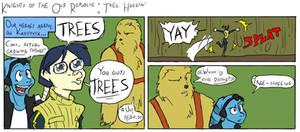 KotOR: Tree Huggin'