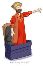 Ruler of the Ottoman Empire