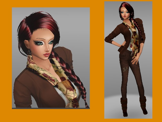 Fall outfit for IMVU by ArielHowell