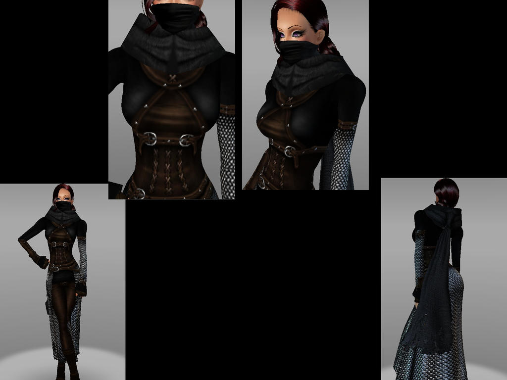 Thief outfit by ArielHowell