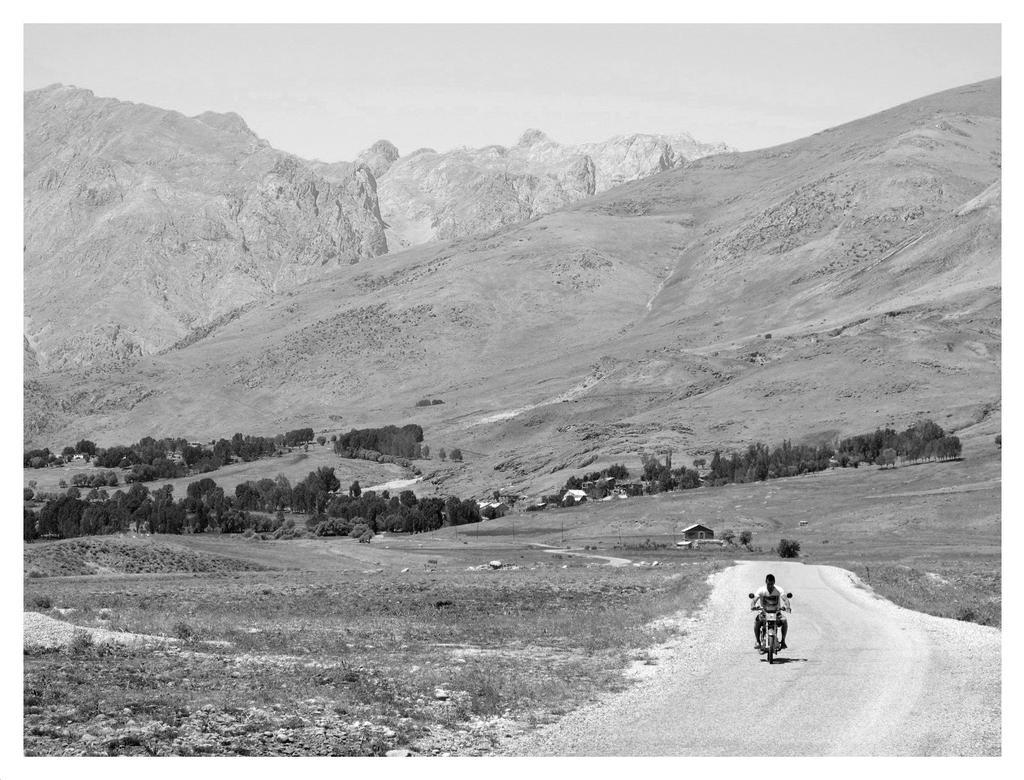 riding munzur by ylajalik