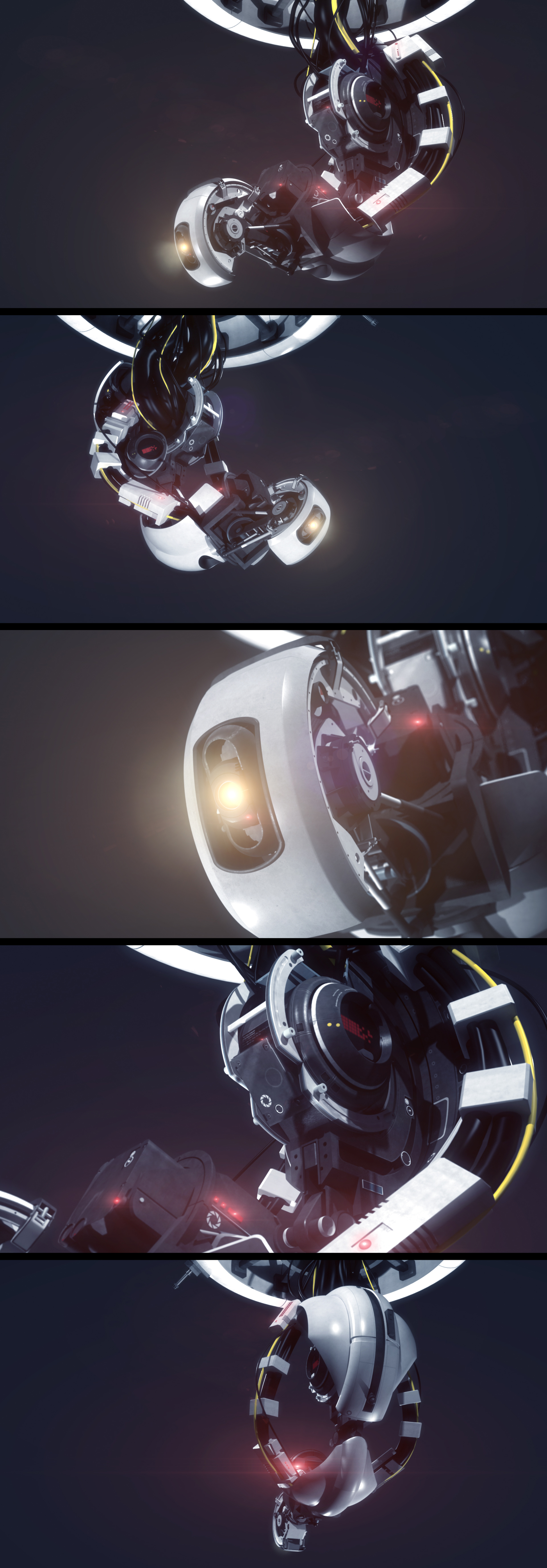 GLaDOS by RyanGlose