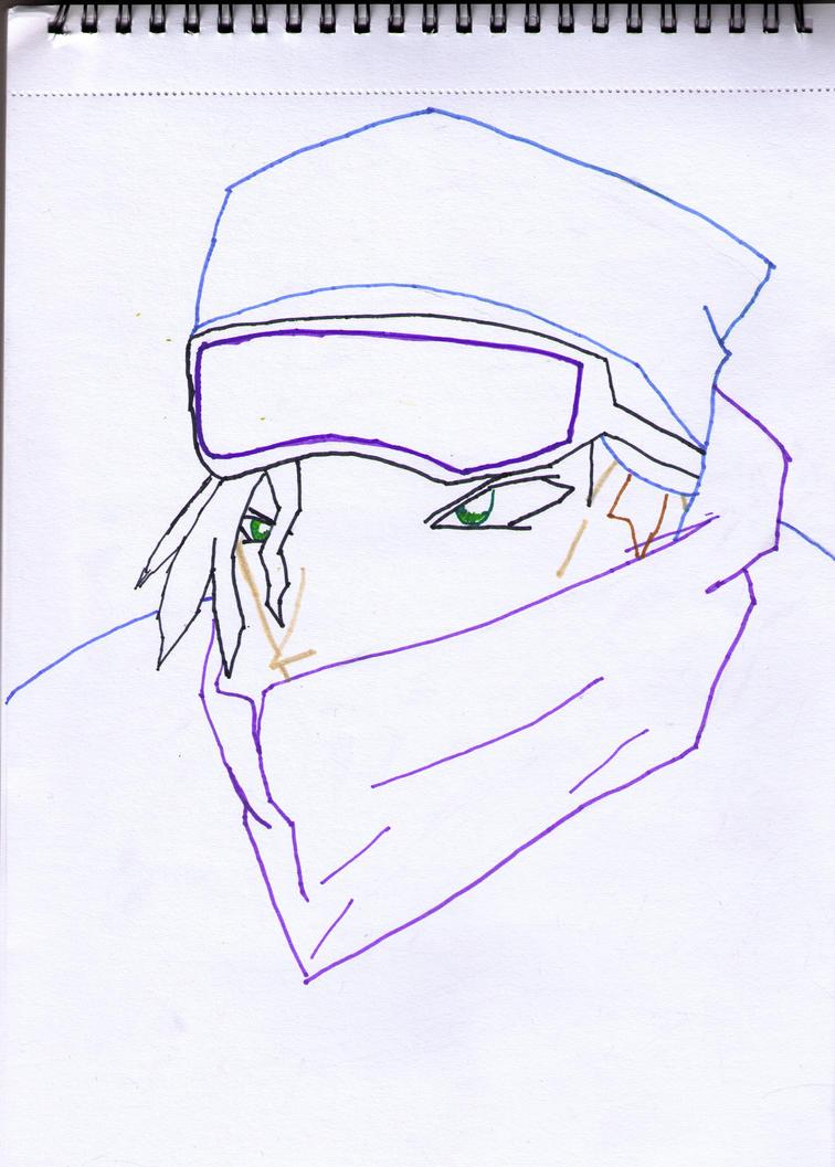 Akai in ski suit by KonanTheAngel