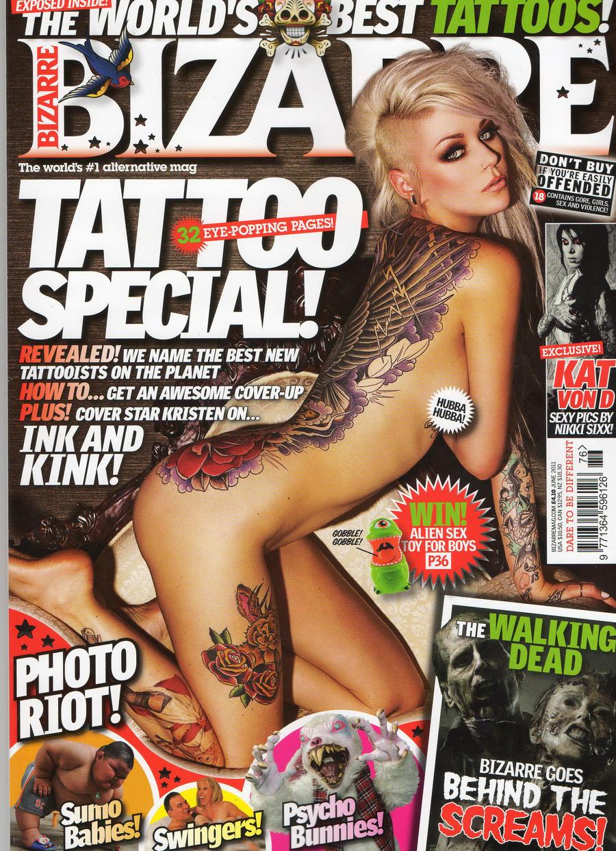 Magazine Bizarre 104