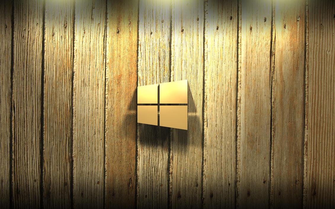 Windows 8 Wooden Panels by morphemedias