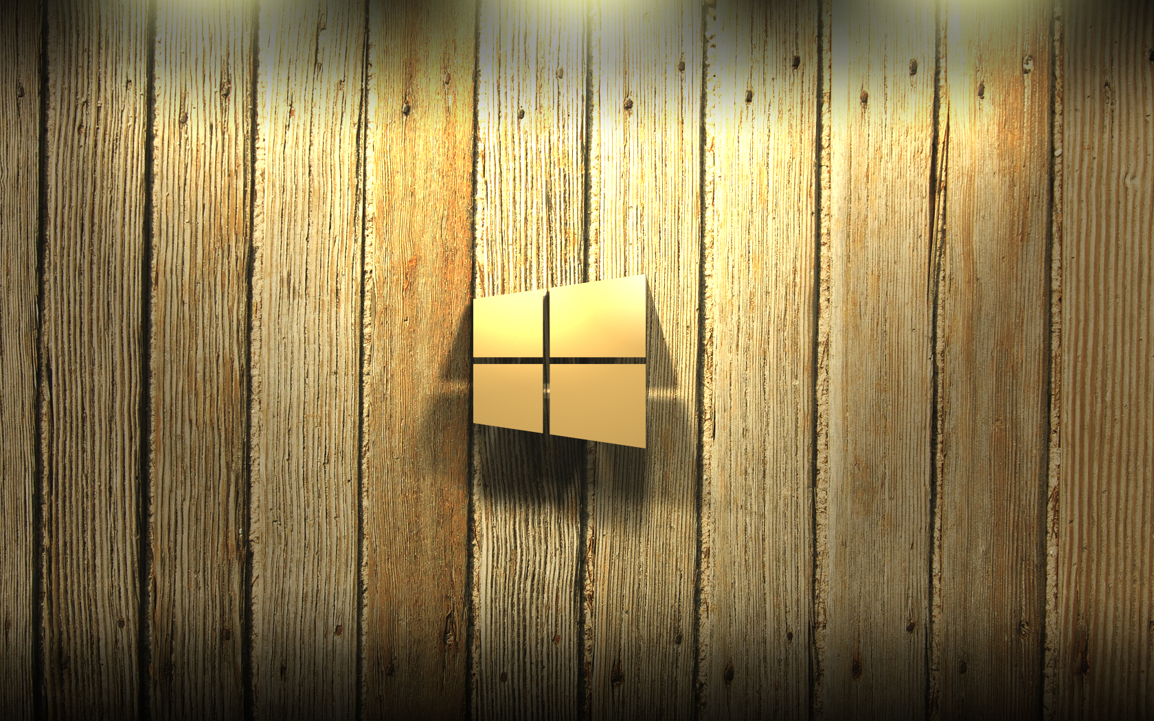 Windows 8 Wooden Panels by morphemedias