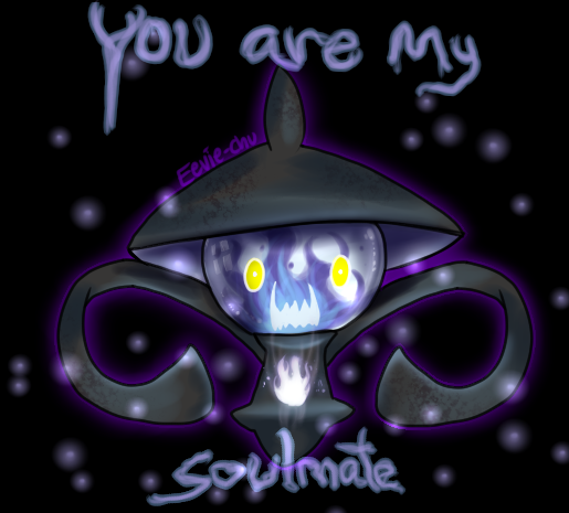 Lampent Soulmate Valentine by Ambunny
