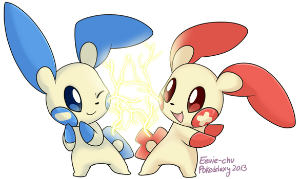 Pokeddexy Day 4: Electric-Type