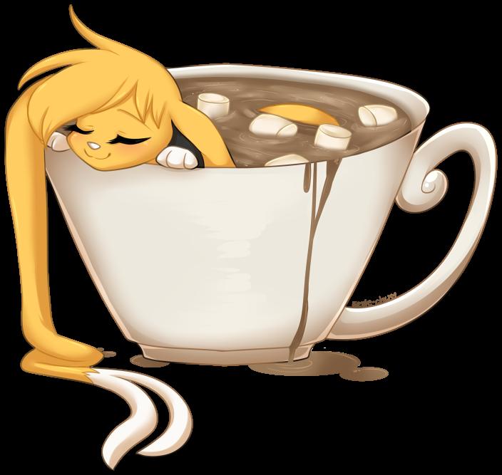 Cocoa Hot Tub by Eevie-chu