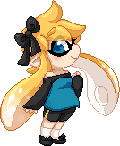 Amber Inkling Pixel by Eevie-chu