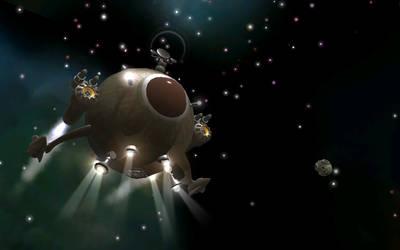 Spore: Fish Eye by ksleet