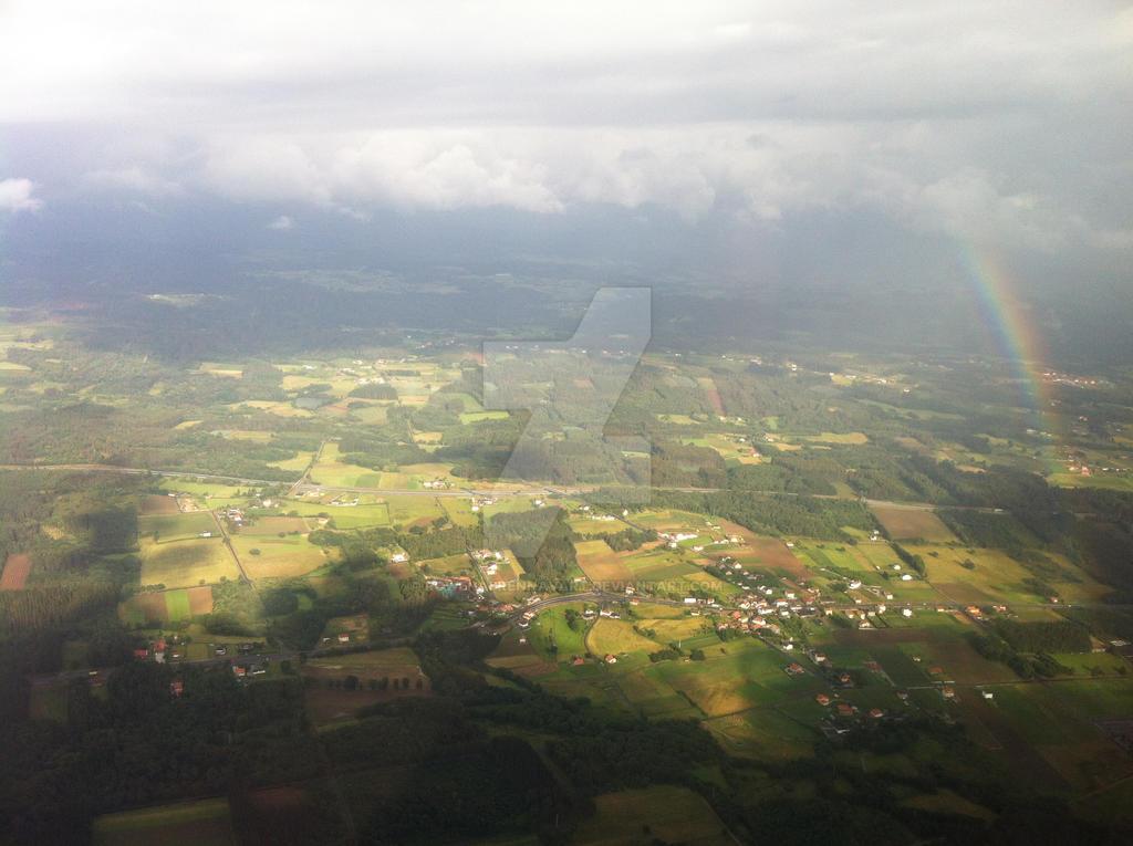 Galicia by rowenabrennavart
