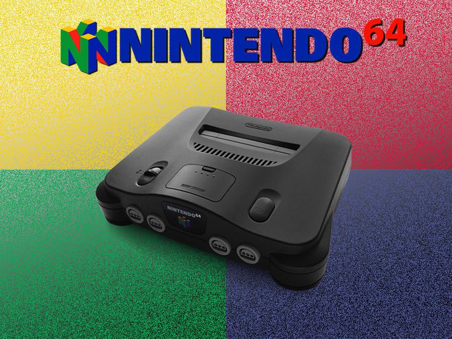 Nintendo 64 Wallpaper by GamezAddic on DeviantArt