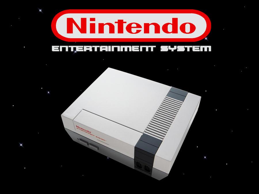 Nintendo Logo Wallpape...