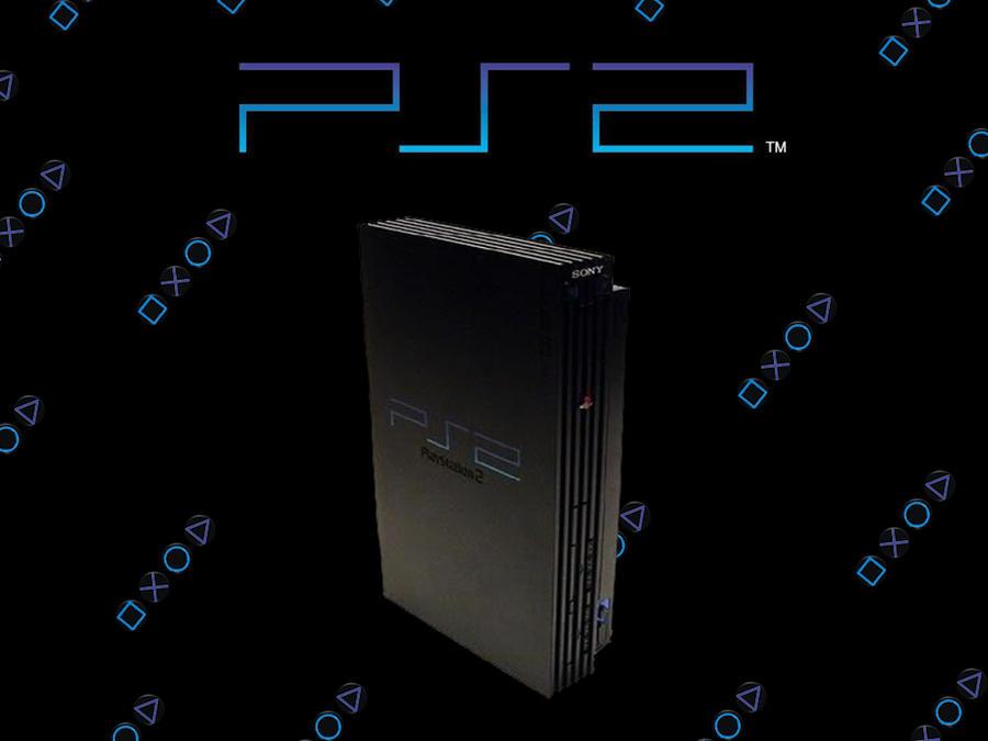 Sony Playstation 2 Wallpaper By Gamezaddic On Deviantart