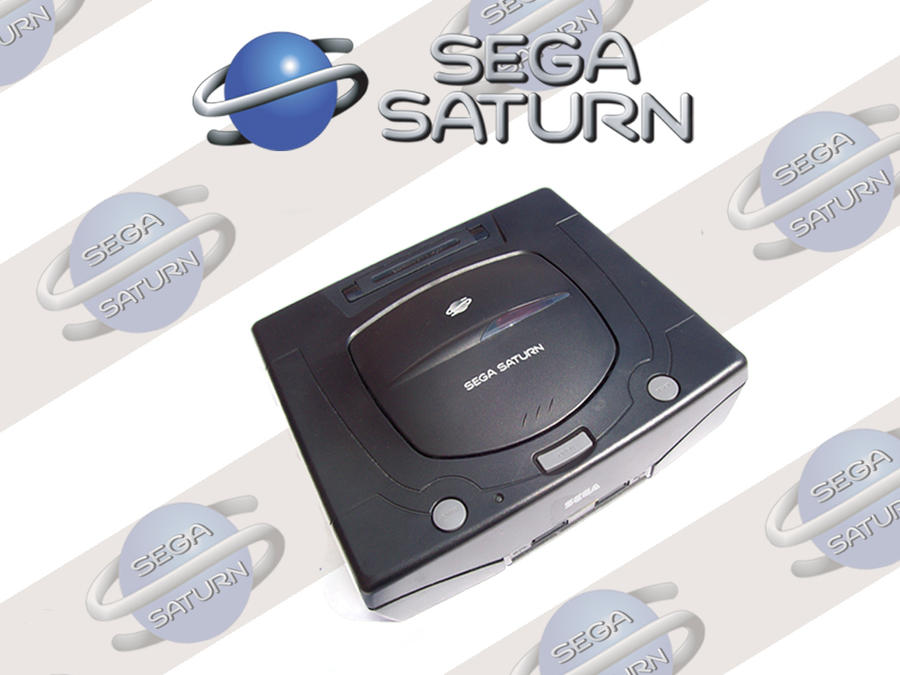 sega wallpaper. Sega Saturn Wallpaper by ~GamezAddic on deviantART