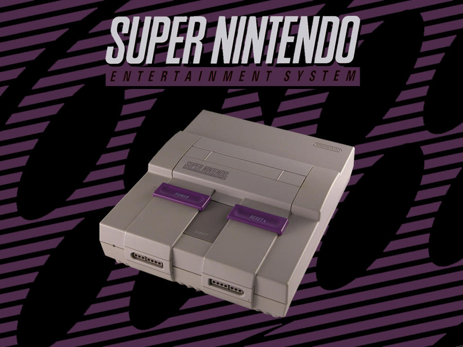 Super Nintendo Wallpaper By Gamezaddic On Deviantart
