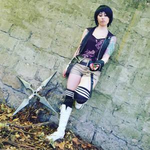 Yuffie Kisaragi Cosplay