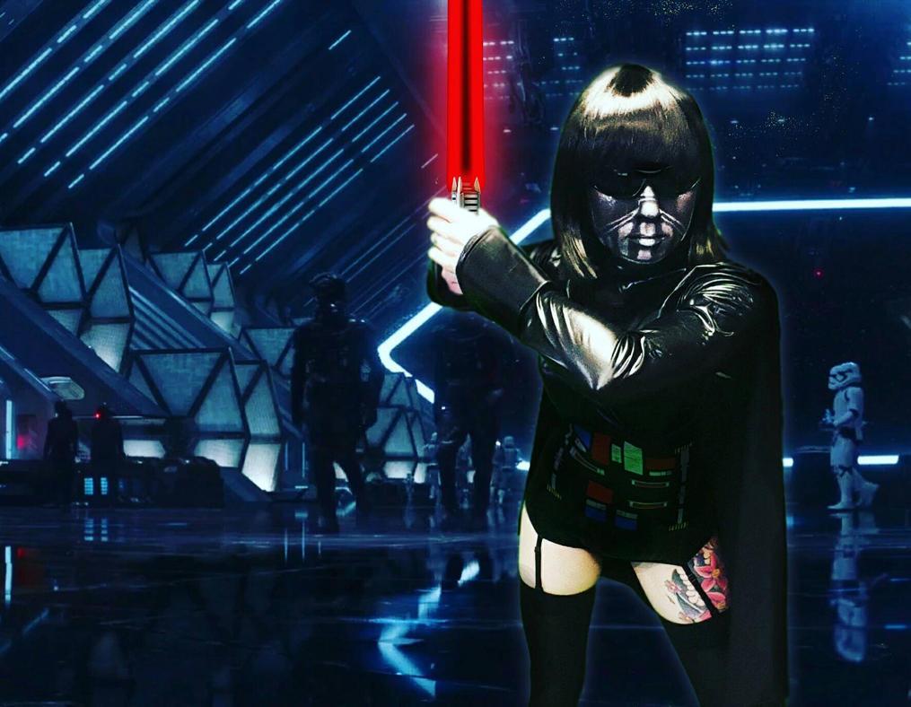 Lady Vader 3 by KawaiiLina