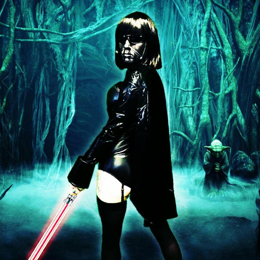 Lady Vader 5 by KawaiiLina