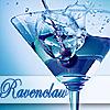 Ravenclaw martini by MystikRose07