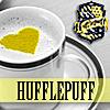 Hufflepuff House cocoa by MystikRose07