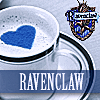 Ravenclaw House cocoa - blue by MystikRose07