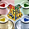 Hogwarts House cocoas 3 by MystikRose07