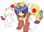 Playing With Moogles