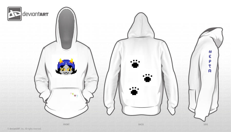 Nepta Hoodie Contest by JASPERSISAWESOME